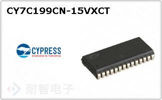 CY7C199CN-15VXCT
