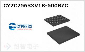 CY7C2563XV18-600BZC
