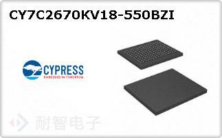 CY7C2670KV18-550BZI