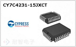 CY7C4231-15JXCT