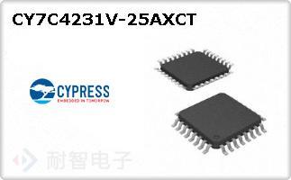 CY7C4231V-25AXCT