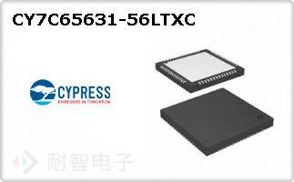 CY7C65631-56LTXC