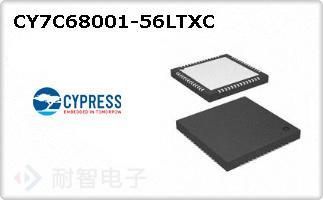 CY7C68001-56LTXC