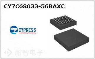 CY7C68033-56BAXC的图片
