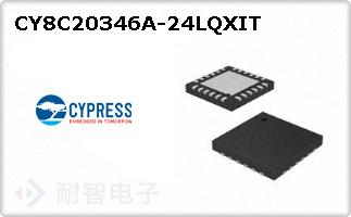 CY8C20346A-24LQXIT
