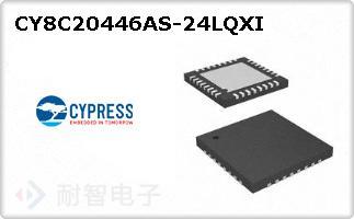 CY8C20446AS-24LQXI