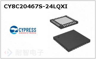 CY8C20467S-24LQXI
