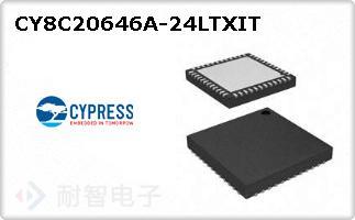 CY8C20646A-24LTXIT的图片