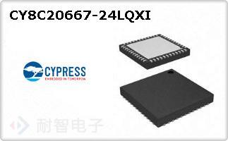 CY8C20667-24LQXI
