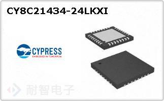 CY8C21434-24LKXI