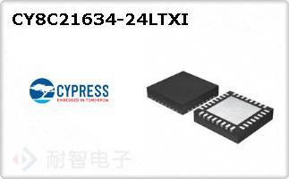 CY8C21634-24LTXI