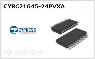 CY8C21645-24PVXA