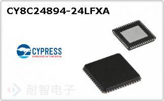 CY8C24894-24LFXA