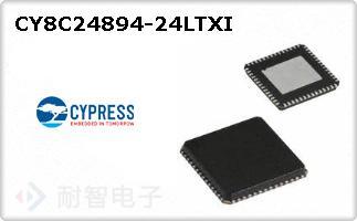 CY8C24894-24LTXI
