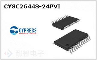 CY8C26443-24PVI的图片