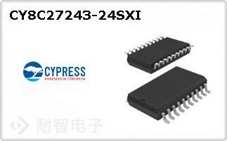 CY8C27243-24SXI