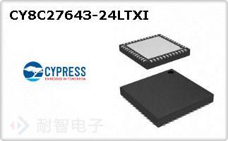 CY8C27643-24LTXI
