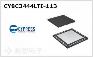 CY8C3444LTI-113