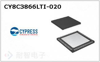 CY8C3866LTI-020