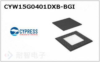 CYW15G0401DXB-BGI