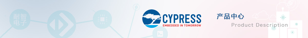 Cypress(赛普拉斯)具有代表性的产品